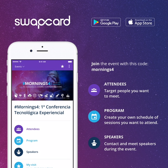 App Networking Mornings4 - SwapCard